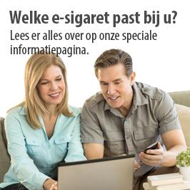 Rookwinkel.nl - Welke e-sigaret past bij u?