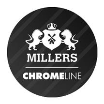 Millers Juice Chrome Line