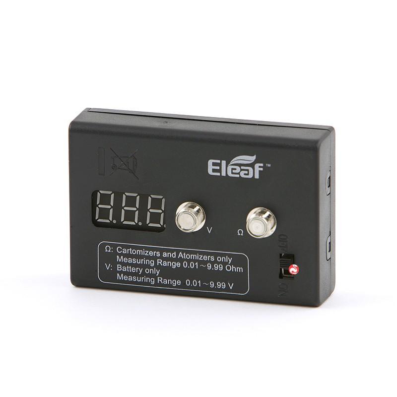 Eleaf Digitale Ohm & Volt Meter