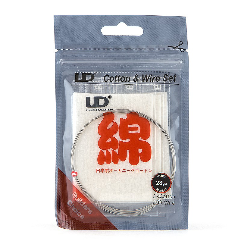 UD Cotton & Wire Set Ni200