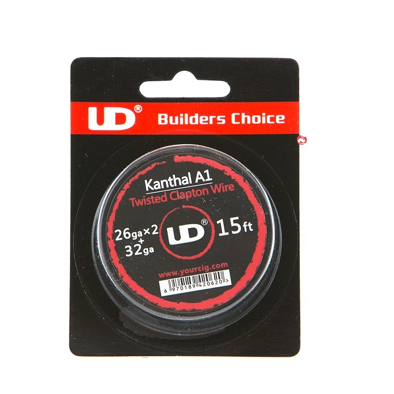 UD Twisted Clapton Wire Kanthal