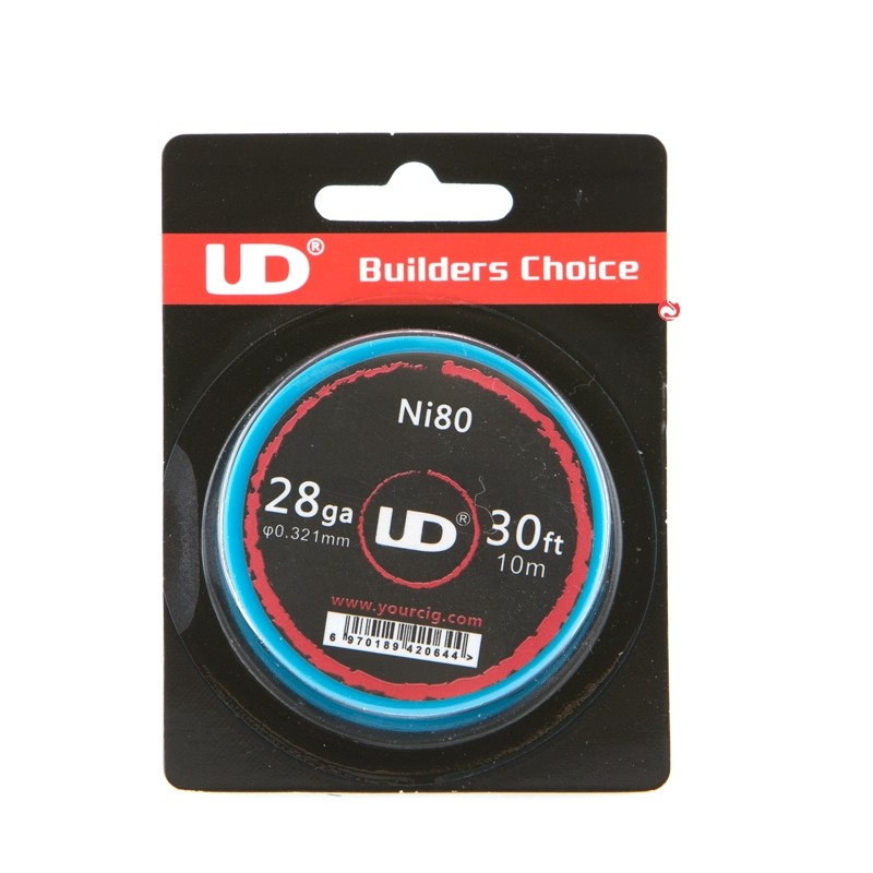 UD Ni80 Wire