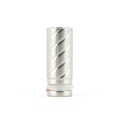 510 RVS Drip Tip Wave