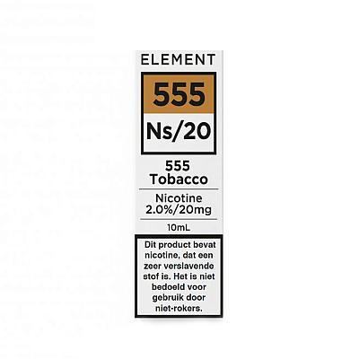 555 Tobacco (Nic Salts)