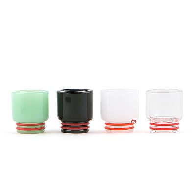 810 Glass Drip Tip