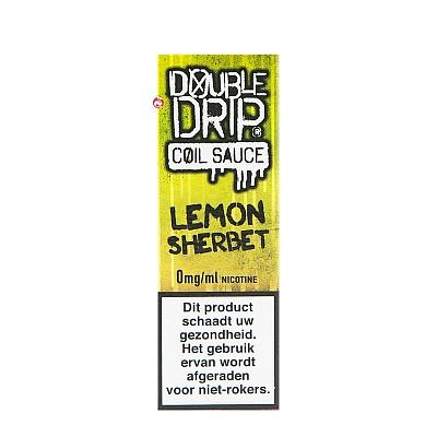 Double Drip Lemon Sherbet