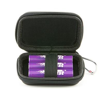 Efest Batterij Etui (wordt geleverd exclusief batterijen)