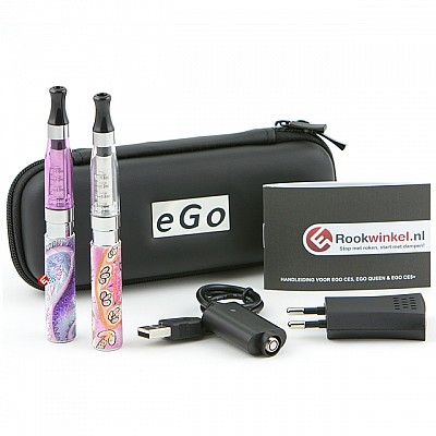 eGo Queen Starter Set