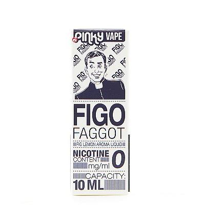 Figgo Fagget - Pinky Vape