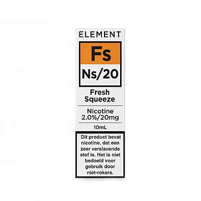 Fresh Squeeze (Nic Salts)