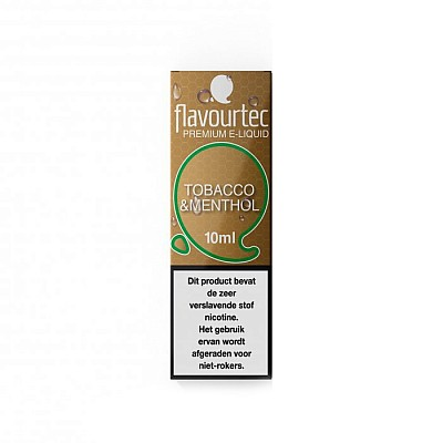 Tobacco & Menthol