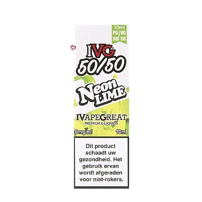 IVG Neon Lime