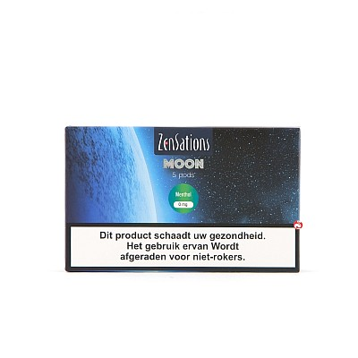 Zensations Moon Pods Menthol