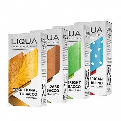 LiQua Elements Proefpakket Tabak