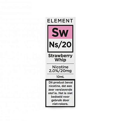 Strawberry Whip (Nic Salts)