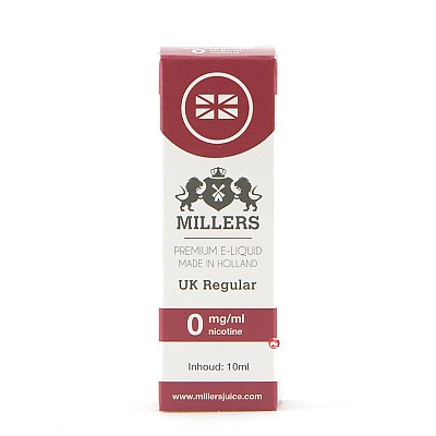 Millers Juice UK Regular