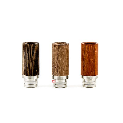 Long Wood Drip Tip