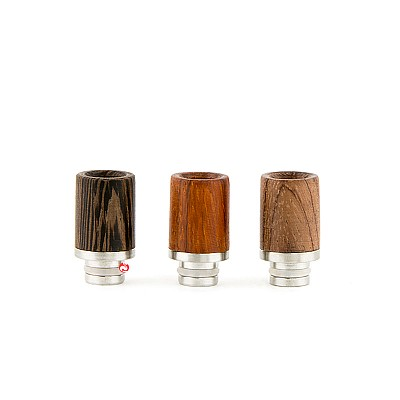 Short Wood Drip Tip